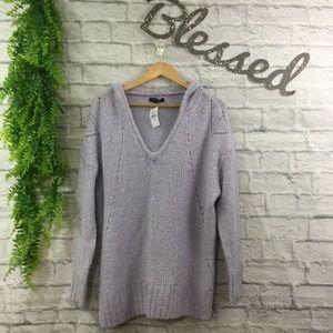American Eagle Hooded Sweater (NWT)